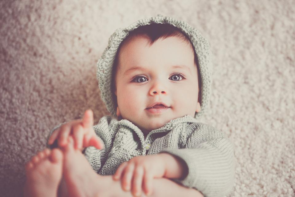 Produkter matning Bebis